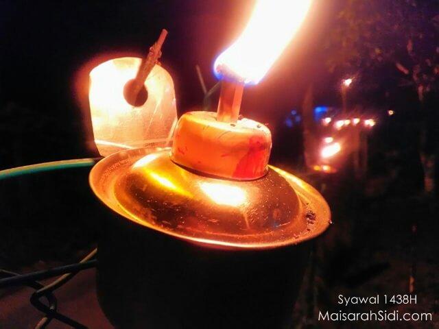 Ramadhan dalam Ingatan, Raya dengan Penuh Keinsafan