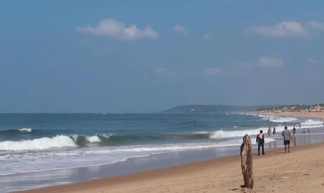 goa beach images