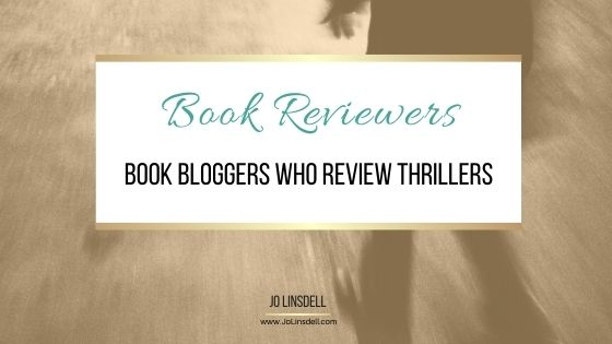 Book Reviewers: Book Bloggers Who Review Thrillers