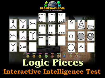 Logic Pieces Game