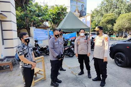 Kapolres Mataram Pastikan Seluruh Objek Wisata Di Kota Mataram Ditutup