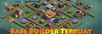 Base Builder Malam Terkuat Town Hall 6
