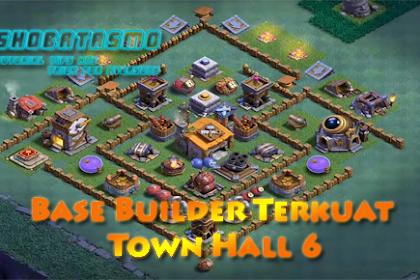 Base Builder Malam Terkuat Town Hall 6