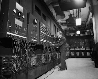 First Electronic Computer: ENIAC