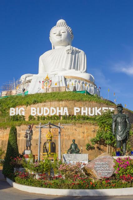 Статуя Большого Будды, Пхукет
