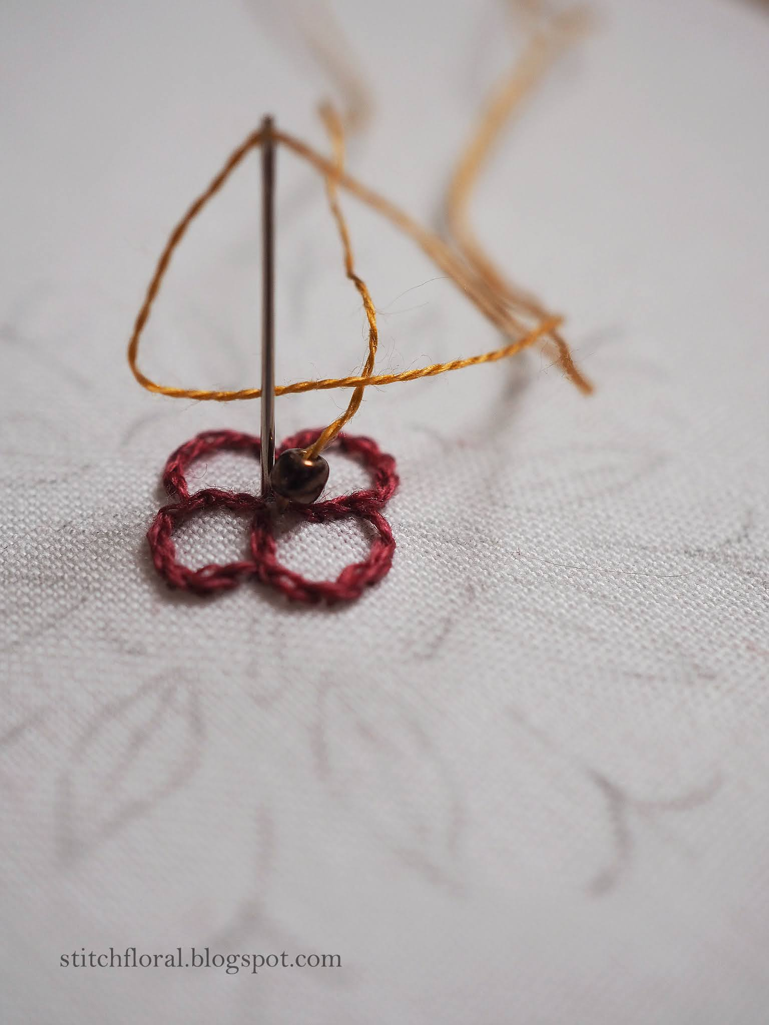 embroidery journal tutorial