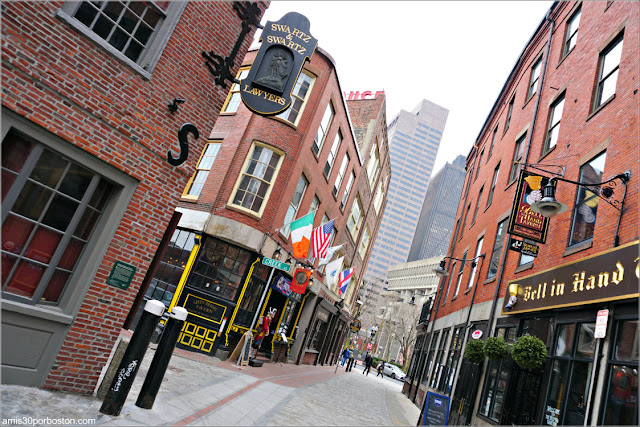 Marshall Street, Boston