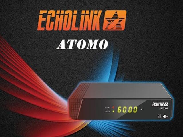 تحديث جديد خاص بجهاز Echolink ATOMO