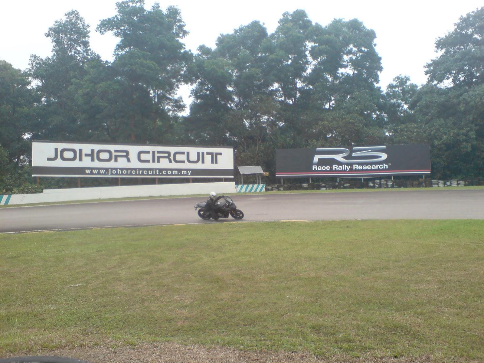 Johor Circuit Pasir Gudang 15 Minit Dari Hrpg