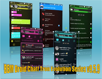 BBM Droid Chat v9.5.9 Full Features Based 2.13.1.13 APK