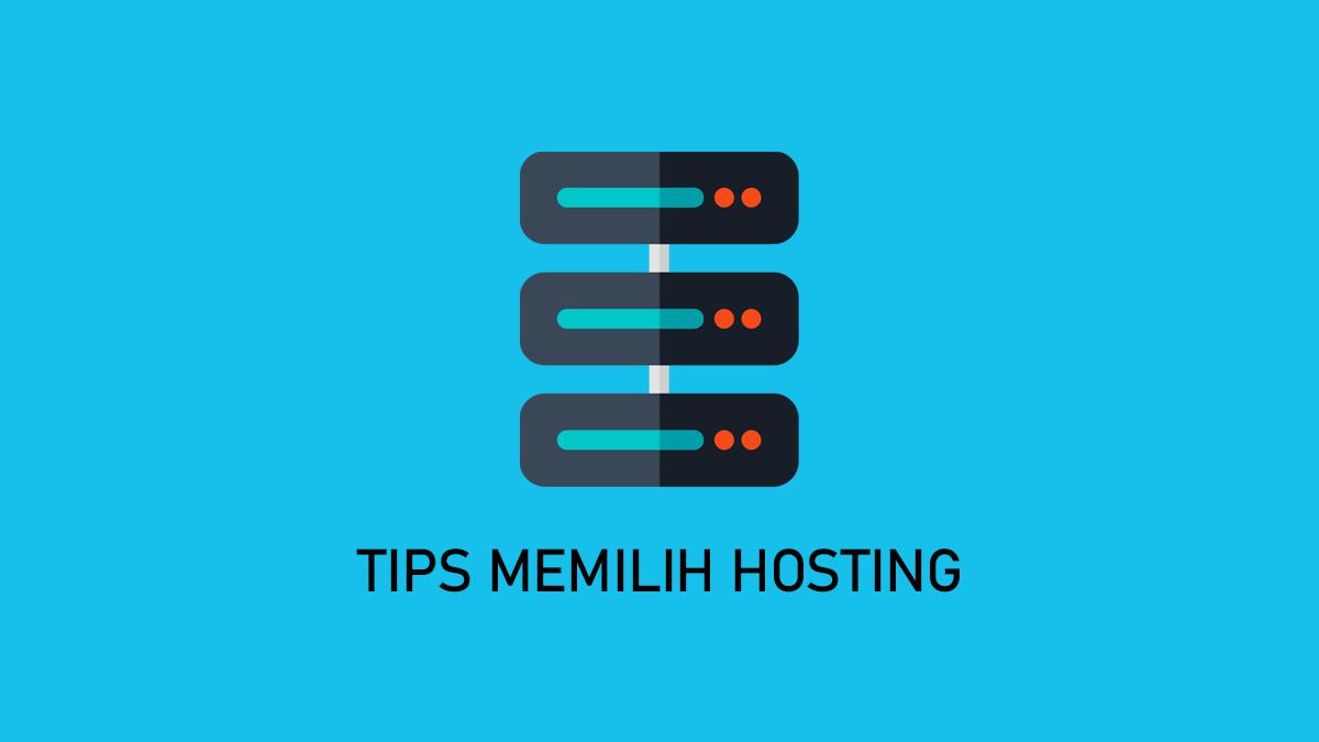 tips memilih hosting murah dan berkualitas