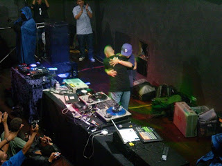 qbert d styles low end theory