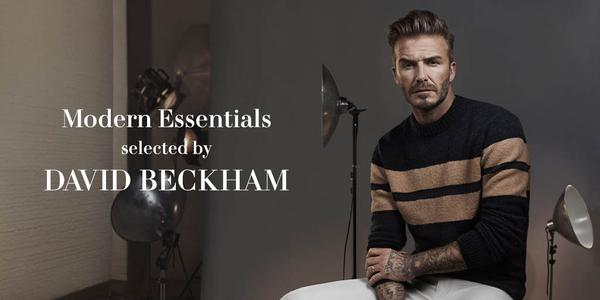 SelectedByBeckham,H&M | Modern Essentials collection, David Beckham, Deporte, Estilo de vida, H&M, Kevin Hart, Lujo, Luxury