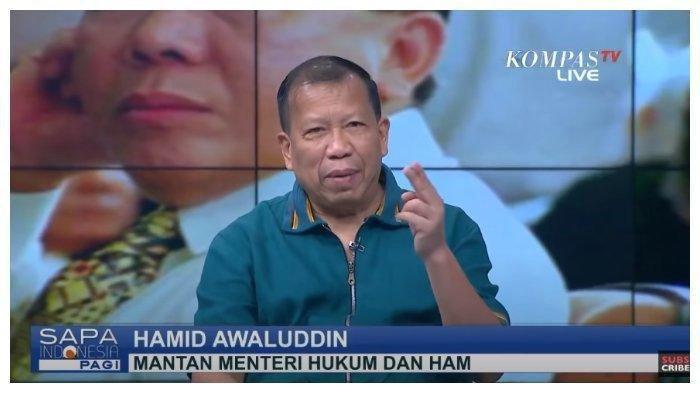 Eks Menkumham Hamid Awaluddin Ternyata Juga Pernah Dapat 'Prank' Sumbangan Rp2 T Mirip Kisahnya Akidi Tio