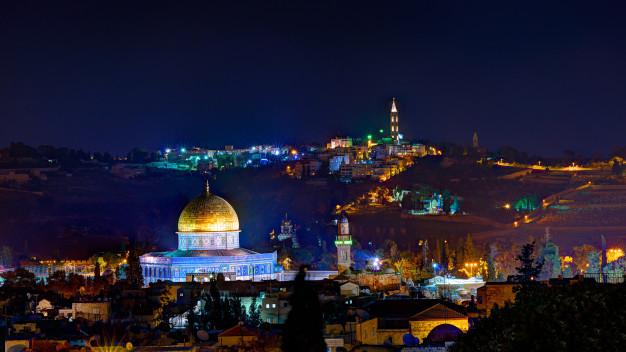 Direktur Masjid Al-Aqsa: Pemukim Israel Serukan Pembongkaran Dome of the Rock