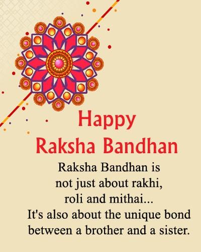 Happy Raksha Bandhan Wishes And Quotes