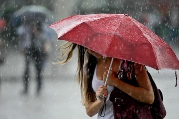 Inmet alerta para chuvas com ventos fortes em várias regiões do Sul de Minas