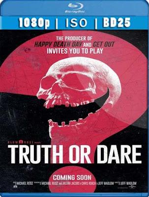 Truth or dare (2018)[BD25] HD [1080p] [Latino] [GoogleDrive]DizonHD