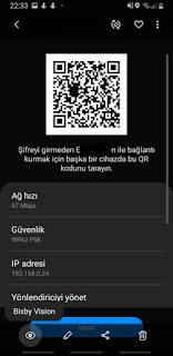 WIFI Şifresi Görme