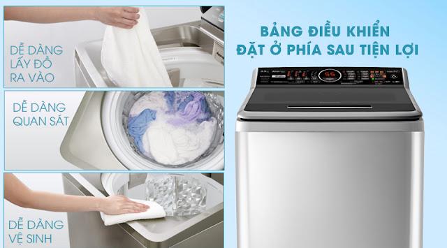 Máy giặt Panasonic NA-FS95V7LMX
