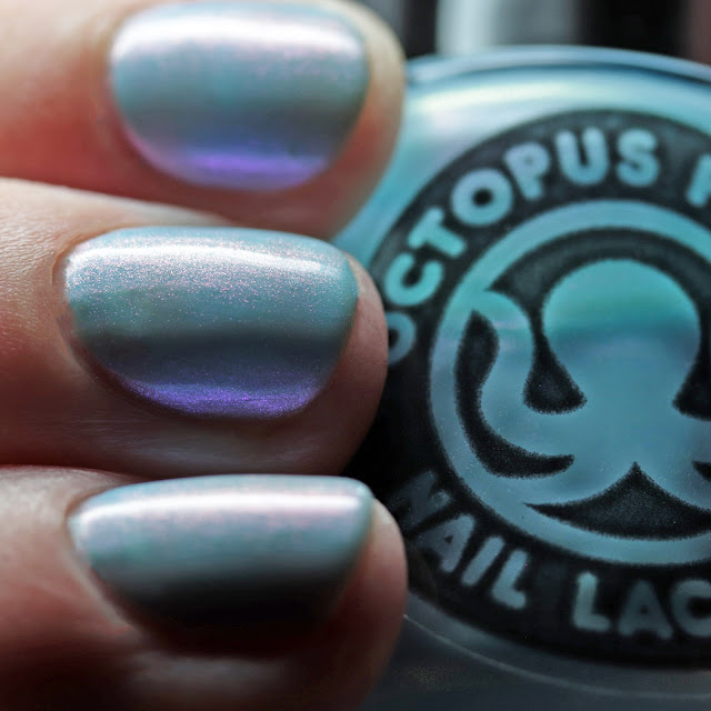 Octopus Party Nail Lacquer Happy Encounter