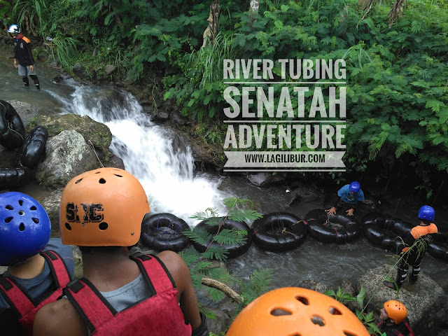 Tubing River Senatah Adventure Karanganyar