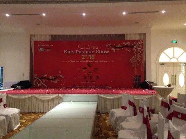 Cho thuê khung backdrop làm sự kiện tại khách sạn
