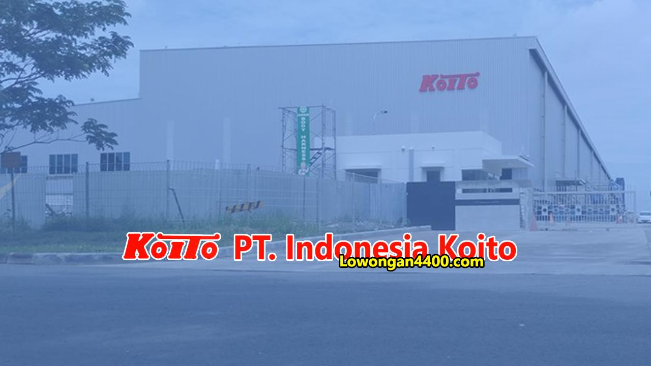 PT. Koito Indonesia