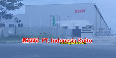 Lowongan Kerja PT. Indonesia Koito Karawang 2020
