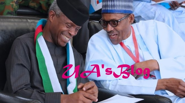 FAKE NEWS ALERT: Buhari, Jibrin Al-Sudani, Osinbajo and NEMA — what's the link?