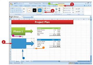 การทํา flowchart ใน excel การทํา flowchart ใน excel,เขียน flowchart การทํางาน,ทํา flowchart ใช้โปรแกรมอะไร,how to make a flowchart in excel