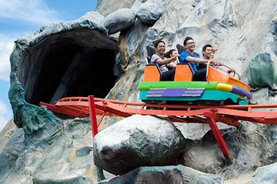 Volcano Coaster