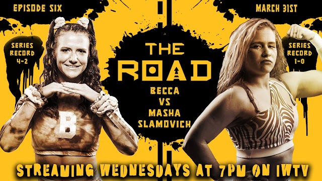 Limitless Wrestling's The Road, Season 3 Episode 6