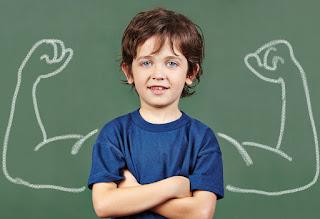 زيادة الثقة بالنفس عند الأطفال