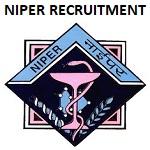 NIPER Teaching/ Non Teaching Staff recruitment 2019