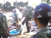 Keji,penyiksaan polisi Myanmar terhadap warga Rohingya
