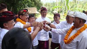 Wabup Artha Dipa Lantik Pengurus Badan Promosi Pariwisata Daerah Kab. Karangasem