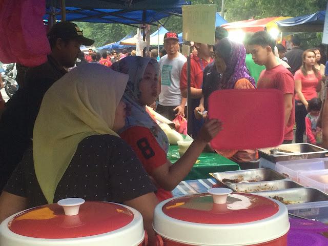 Kunjungilah Di Bazar Ramadhan Taman Buikit Indah, Ampang