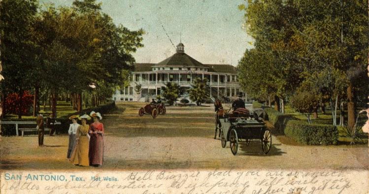 Motel  Hot Wells San Antonio