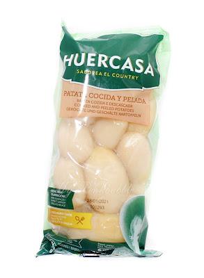 huercasa patata cocida