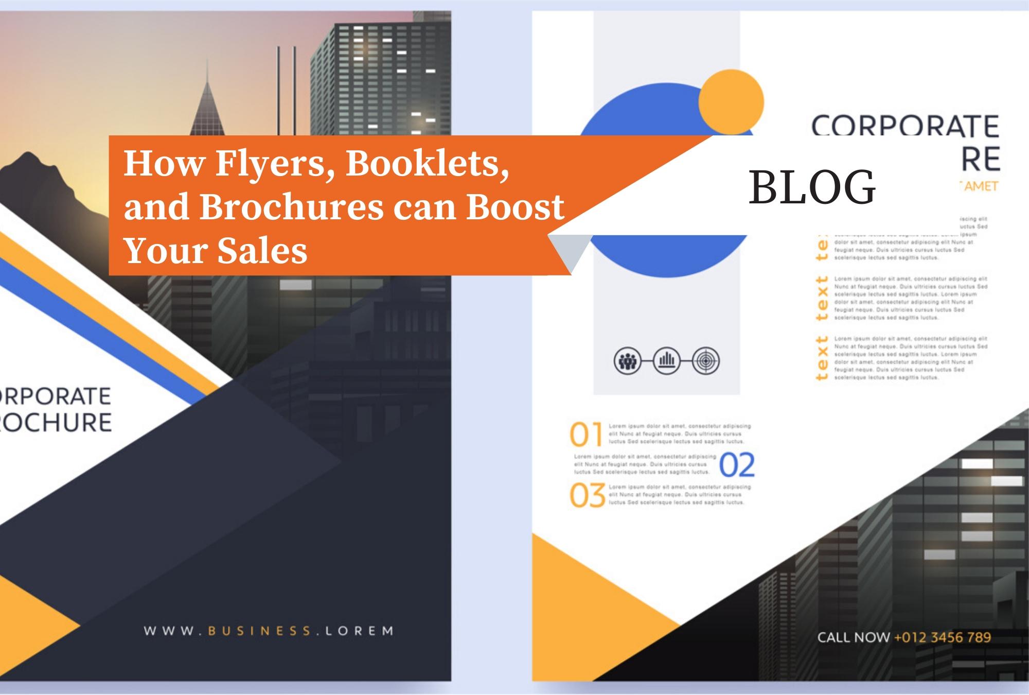 printing flyers