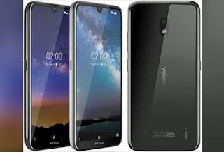 Smartphone Entry Level Terbaru Dan Termurah Dari Nokia