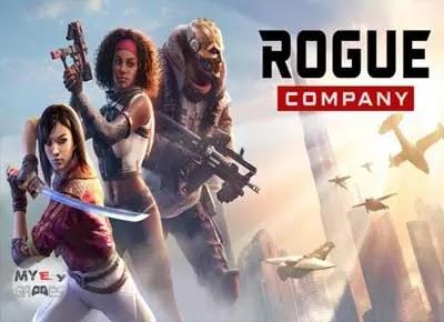 لعبة Rogue Company