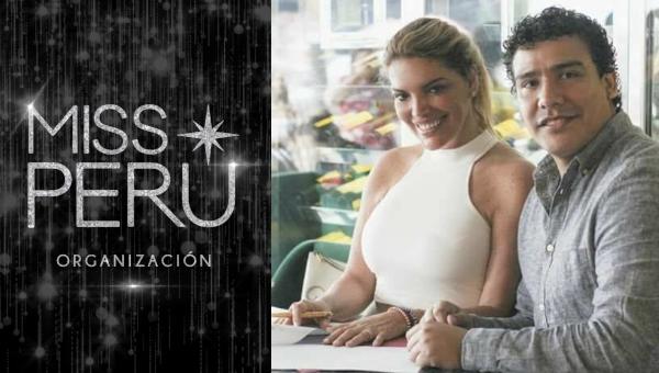 Jofree Zarate del Carpio es separado de la organización del Miss Perú