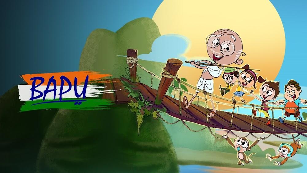 Bapu Season 1 Hindi Episodes Download FHD [ZEE5 | Disney Channel]