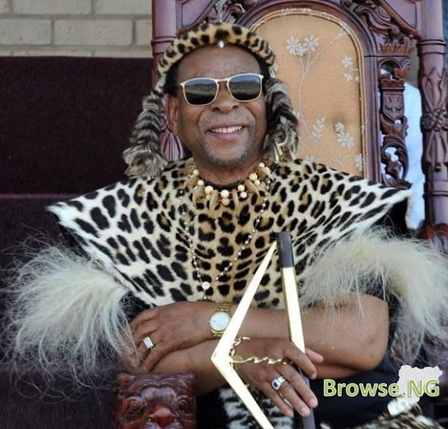 King Goodwill Zwelithini Biography