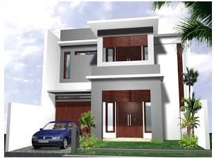 rumah minimalis sederhana type 45