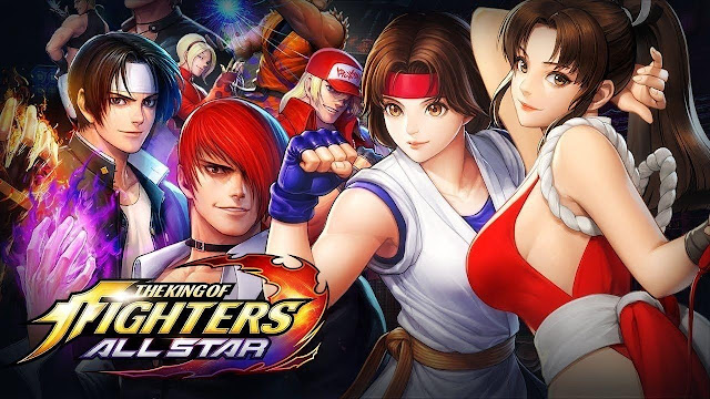 The King of Fighters ALLSTAR + cupom
