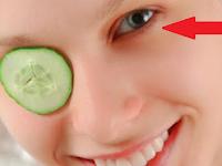 10 Cara Menghilangkan Kantung Mata Secara Instan Dalam 3 Menit