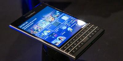 Daftar Harga Hp Keluaran Terbaru Blackberry Passport 2016 Dan Spesifikasinya